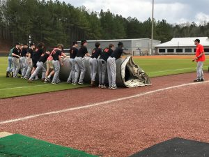 Another walk off win for Hoover Freshman  vs Vestavia 3/3/2020