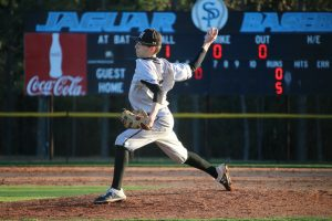 Hoover JV Baseball with BIG 7th Inning (7) vs. Spain park (6).  3.6.20