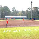 Girls Varsity Softball ties Mortimer Jordan 2 – 2