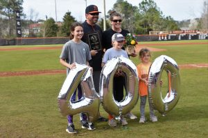 Coach Moseley's 400th Win 3-14-2020