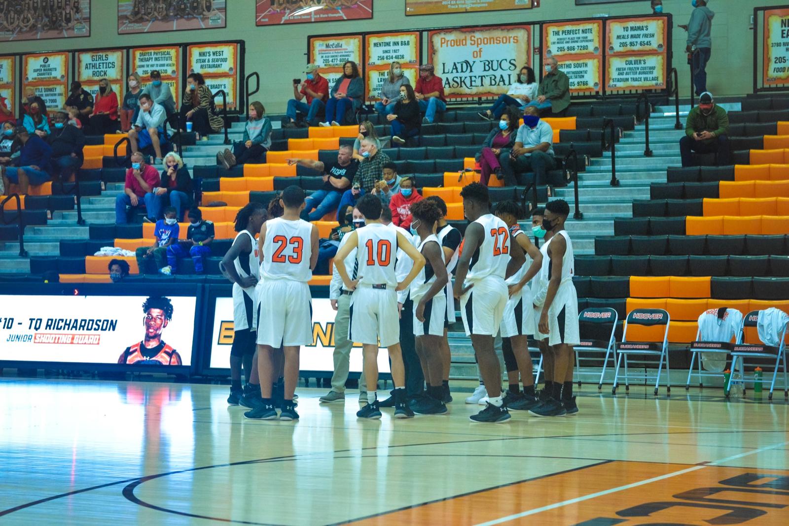 Hoover Freshman Boys vs Hewitt Trussville