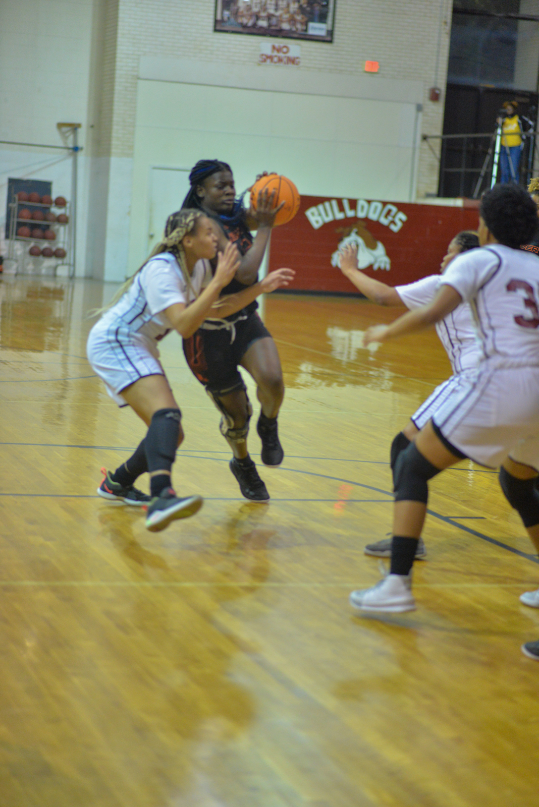 Hoover Lady Bucs at Anniston 11/17/20