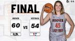 Girls Varsity Basketball beats Vestavia 60 – 54