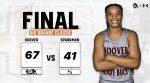 Big Orange Classic – Girls Varsity Basketball beats Sparkman 67 – 41