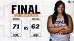 Lady Jags Classic – Girls Varsity Basketball beats Opelika 71 – 62