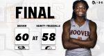 Girls Varsity Basketball beats Hewitt-Trussville 60 – 58