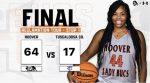 Girls Varsity Basketball beats Tuscaloosa County 64 – 17