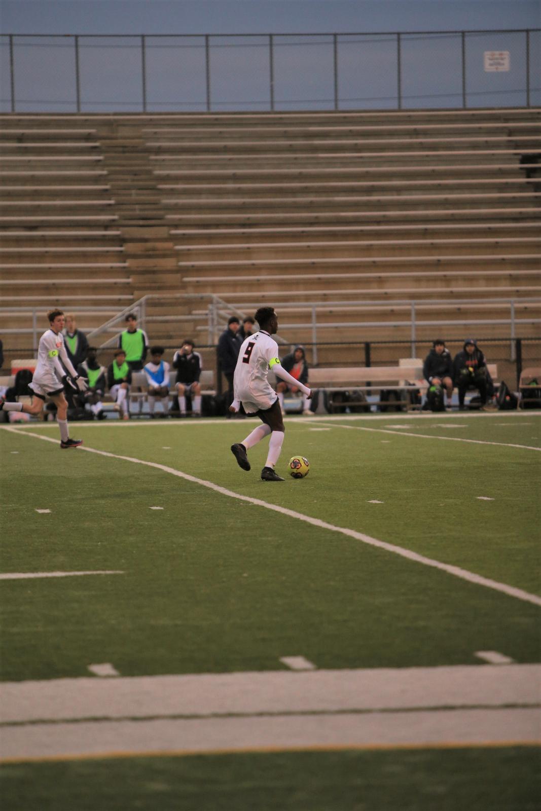 JV Soccer Boys v Vestavia 2/17
