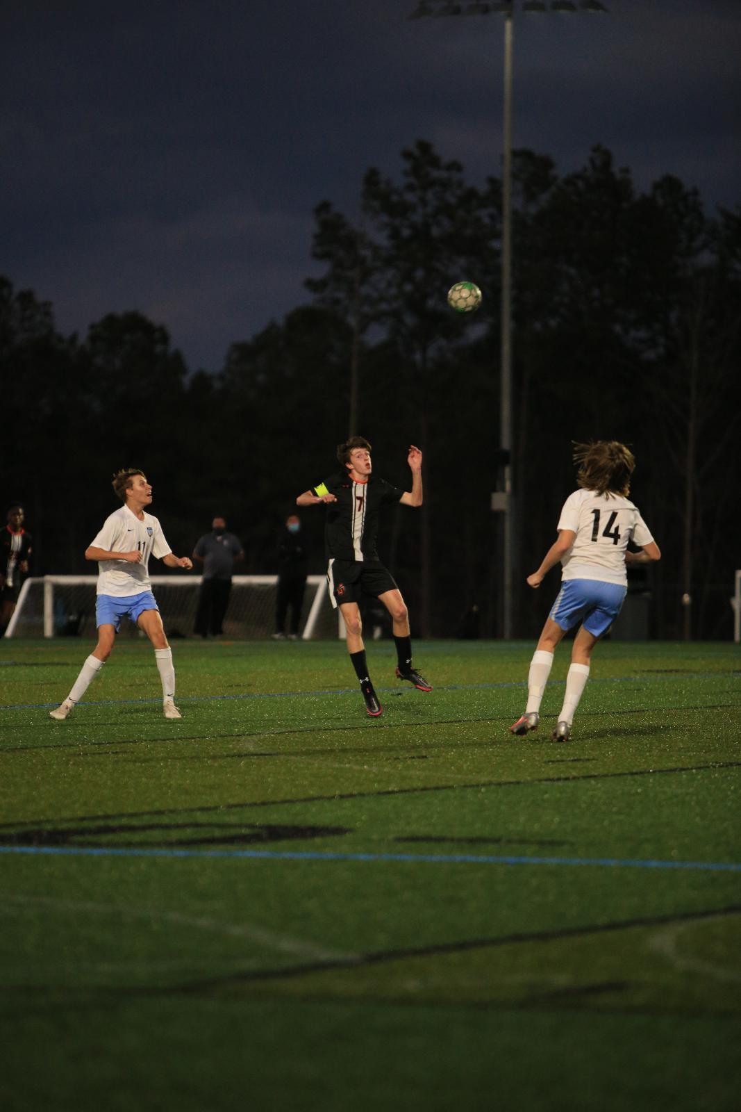 JV Boys @ Pelham Soccer Tournament