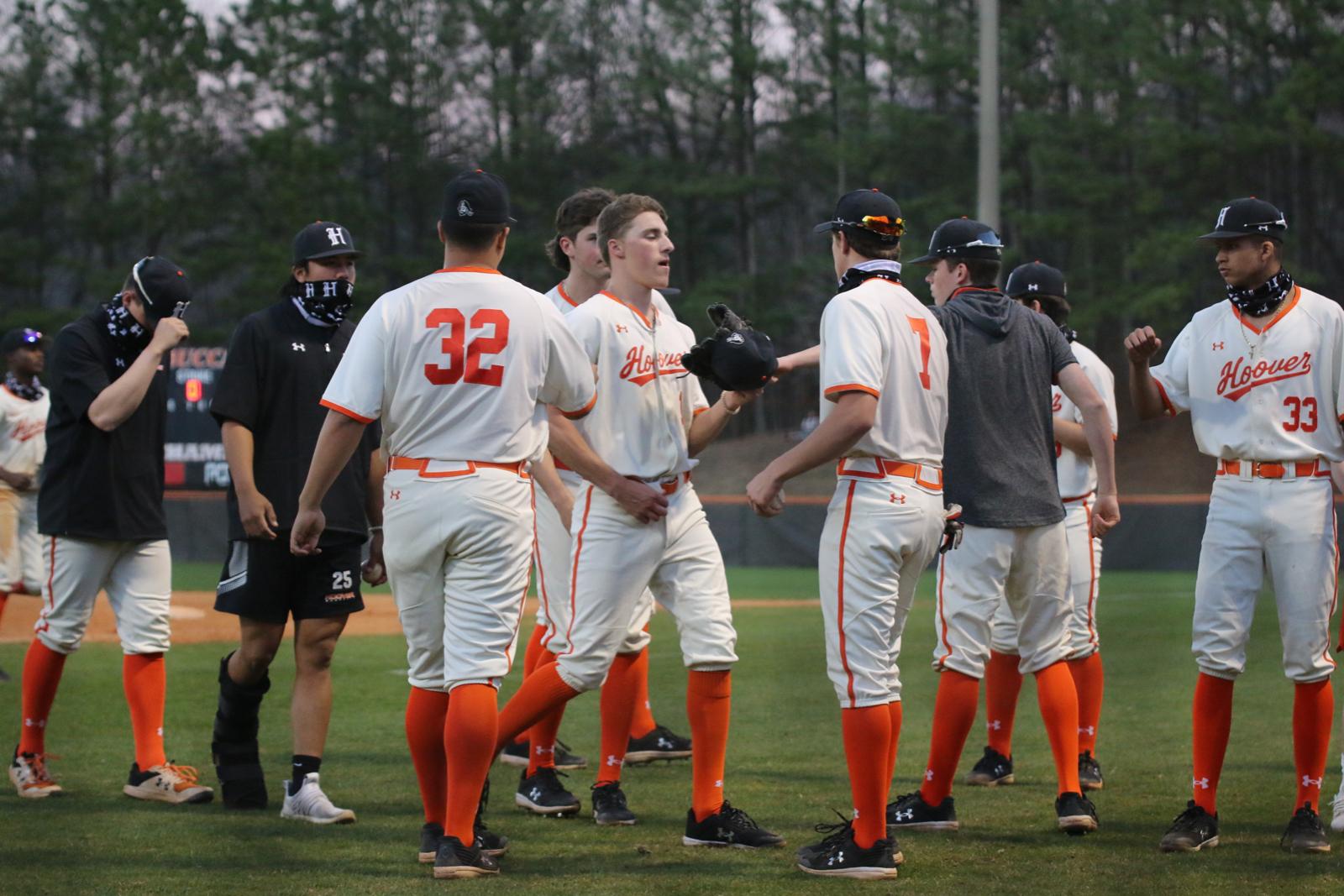Hoover Varsity Baseball vs. Providence School (Jacksonville, FL). 4.4.21
