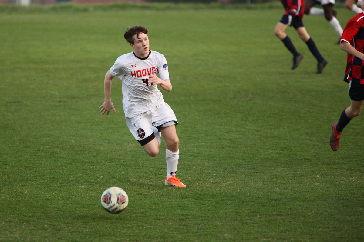 Boys Junior Varsity Soccer vs Oak Mountain – 03/11/2021