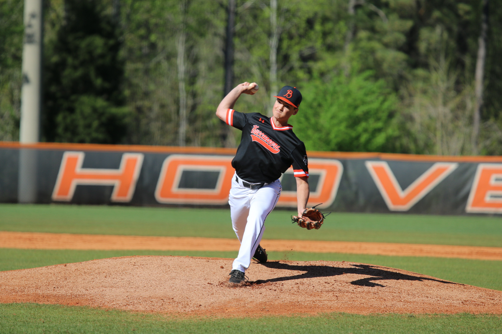 Hoover Varsity Baseball vs. Huntsville   4.1.21