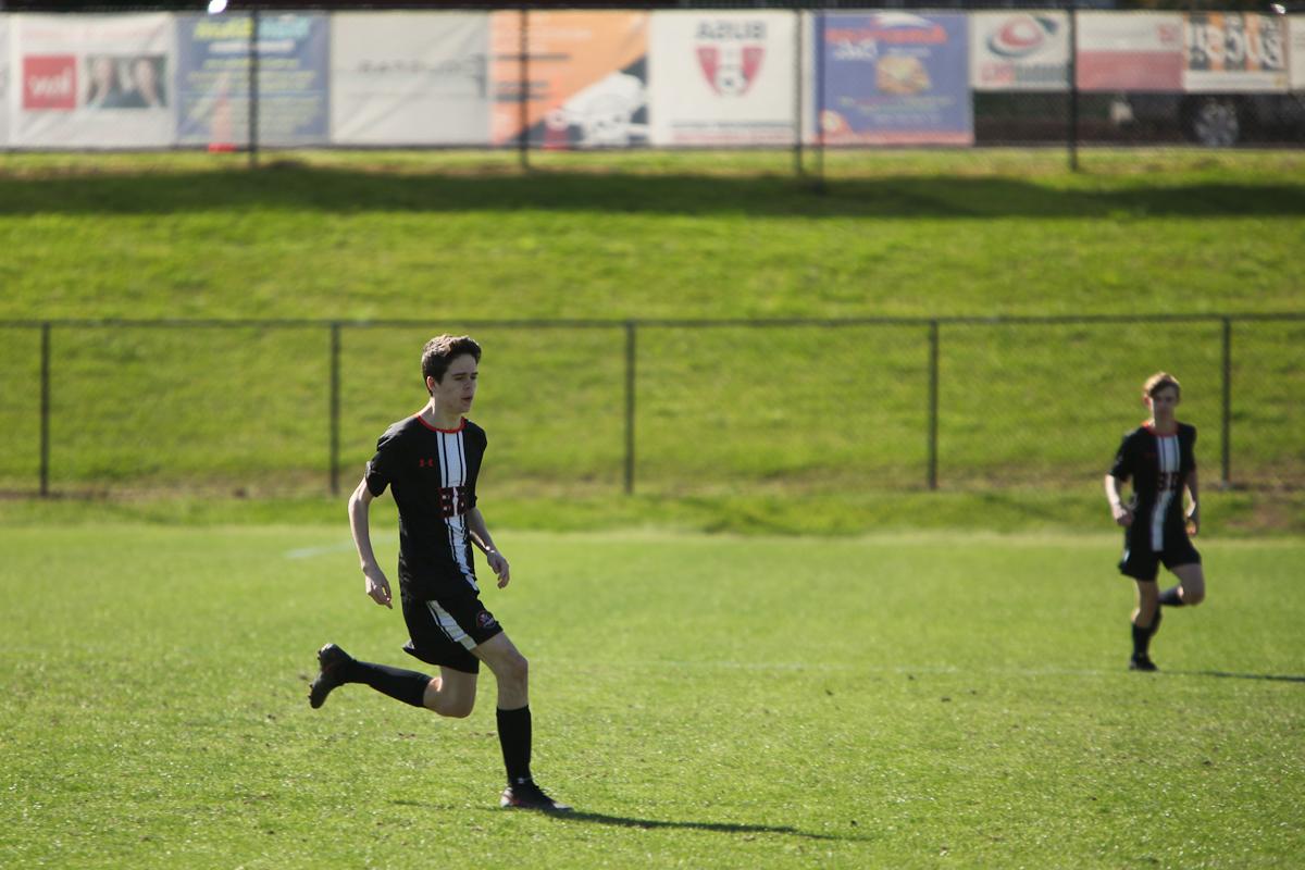 Boys Freshman Soccer vs Vestavia 4/2/21