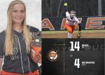 Girls Varsity Softball beats Oak Mountain 14 – 4