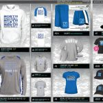 North Baseball Merchandise