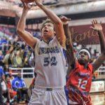 Falcon Basketball Playoff Wednesday