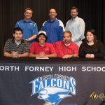 Falcon Spring Signees