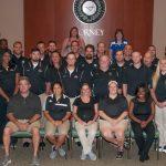 Falcon Coaches Prepare for Athletic Year