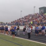 Huge Celebration at Meet the Falcons Night