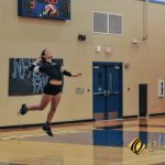 North Forney High School Girls Varsity Volleyball beat Sunnyvale High School 3-1