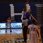 Falcon Basketball begins with Blue/White Scrimmage