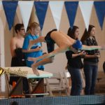 Falcon Swimming Finds Success at District