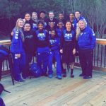 Lady Falcons Basketball finishes 5-0 at Hallsville Christmas Classic