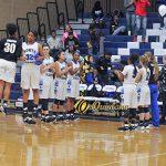 Lady Falcons Basketball Bi-District Matchup: Monday,February 13