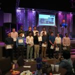 NF Basketball Celebrates Season