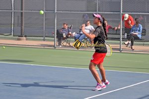 Brown Middle School Tennis