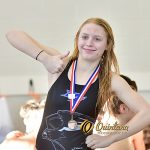 Falcons and Lady Falcons Swimming Scores Big in the District 13-5A Championships