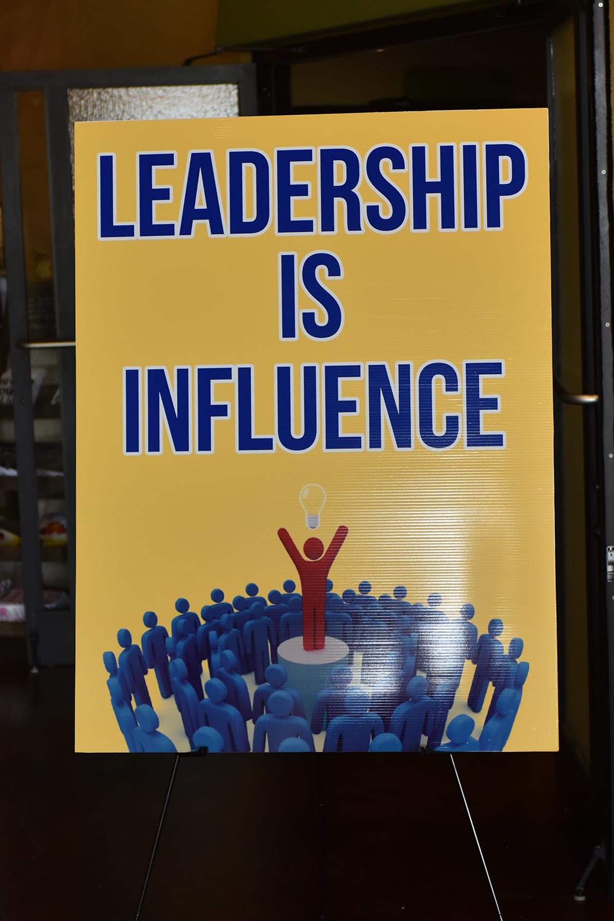 True LEADership Holds True