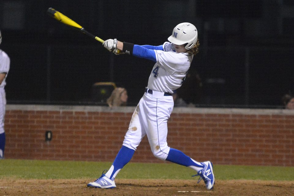 Jordan Carroll selected as an All State Outfielder by THSBCA