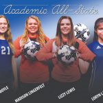 Lady Falcons Recognized, Academic All-State