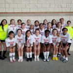Lady Bears Soccer Starts Strong