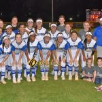 NFHS Lady Falcons Softball Takes Game II against Red Oak