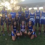 NF Cross Country Competes at Texans 2 Mile Invitational, Hood Takes 9th
