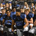 North Forney Football Cruises in Opener, 45-24