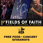 Fields of Faith Sponsored by FCA is on Wednesday