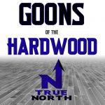 True North Hoops logos