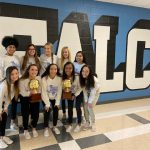 Lady Falcons Bi-District Champions; All-District Honors Announced