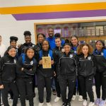 NF Girls Basketball Places 3rd in the Edgewood Tournament