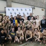 Swim and Dive Prepare for District 13-5A Championships