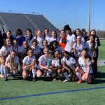 Lady Falcons Soccer Finish 3rd in Silver Bracket at 2020 Goonville Soccer Tournament