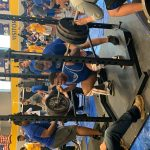 Boys Varsity Powerlifting finishes 6th place at Sunnyvale High School Invitational