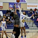 NF Lady Falcon Basketball Prepares For Playoffs