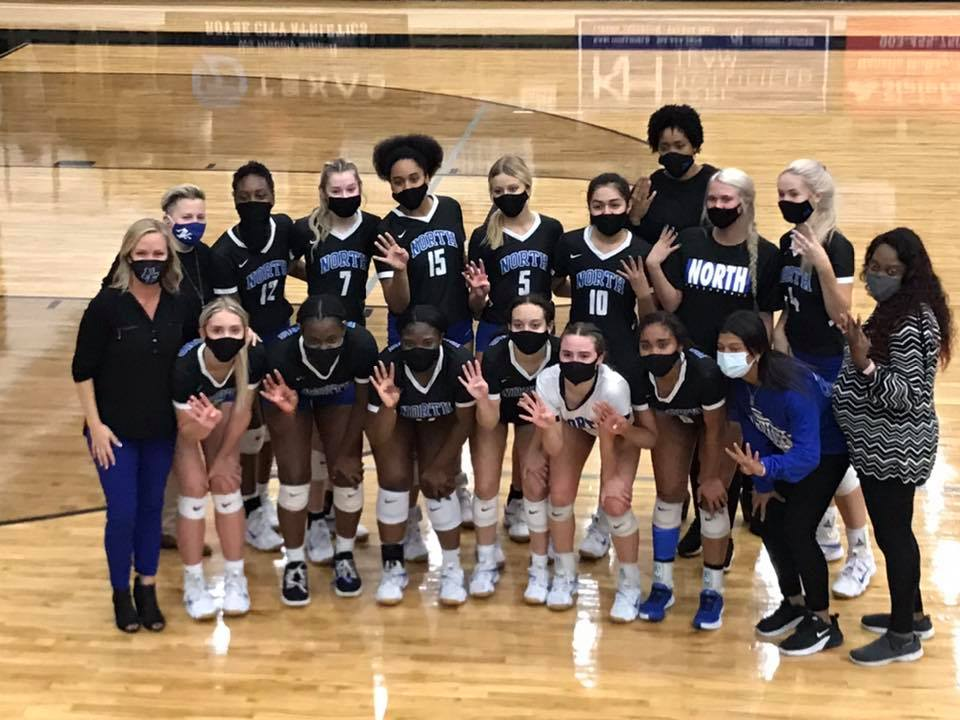NF Lady Falcons Volleyball LIVE v McKinney North in Regional Semi-Finals Tonight!