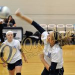 Lady Warriors Sweep Again (with action shots)