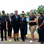 FHS Girls varsity kicks off year at Waterview GC
