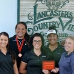 FHS Girls Golf wins big at Panther Invitational